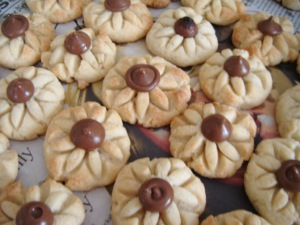 Brown-eyed Susan Cookies, Part 2