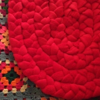 Little Cherry Red Rug