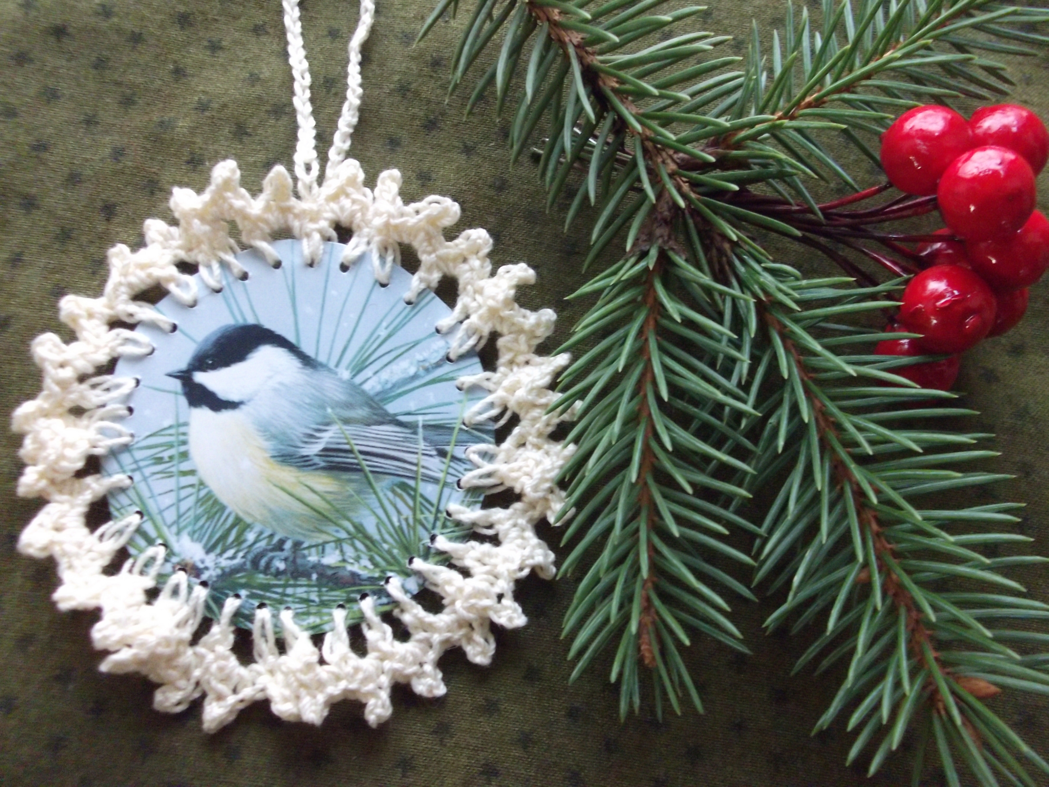 Crafts with recycled Christmas cards | Something for (almost) Nothing