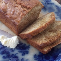 French Honey Spice Bread